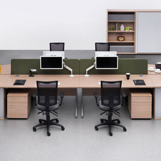 mint office system desking