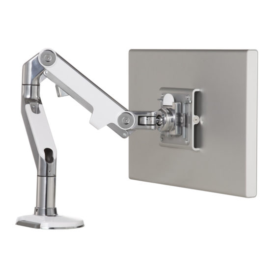 mint office furniture environment monitor arm
