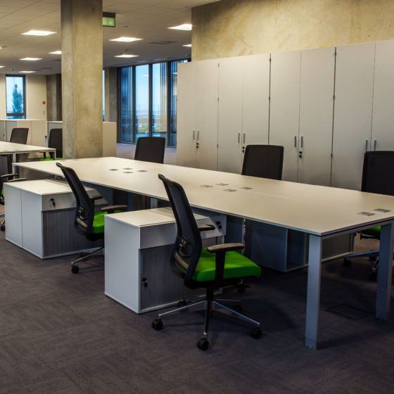 mint office furniture environment cupboards