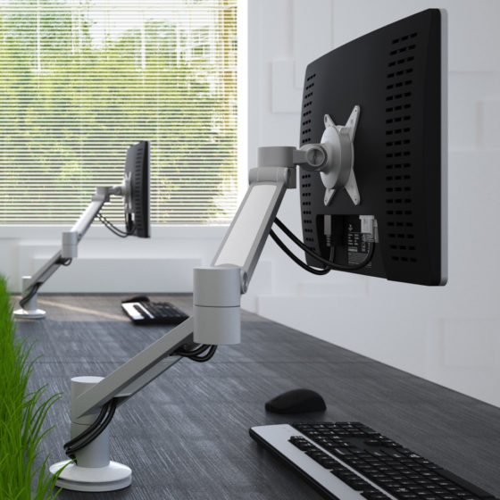 mint office furniture monitor arm