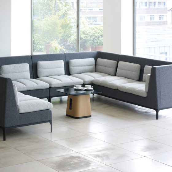 mint office furniture environment sofa