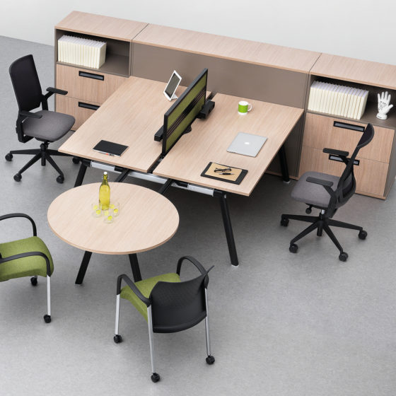 mint office furniture environment system desking