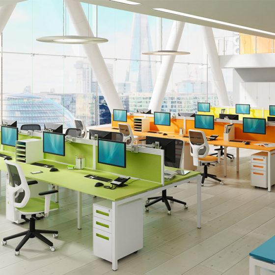 office desks oxfordshire bluespot